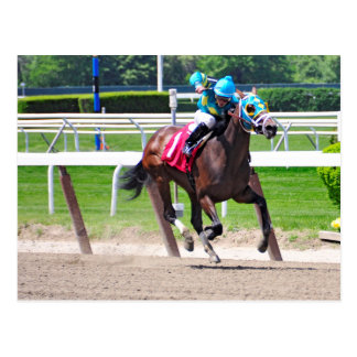 Red Velvet wins the Jersey Girl Stakes Post Cards