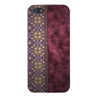 Red Velvet With Ribbon iPhone SE/5/5s Case