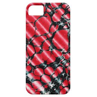 Red Vien iphone 5 case