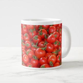 Red Vine Tomatoes Giant Coffee Mug