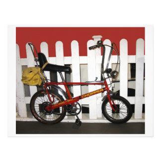 Bmx Bike Letterhead Zazzle