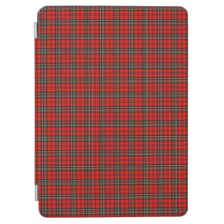 Red Vintage Plaid iPad Air Cover