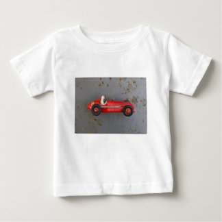 Red vintage toy car baby T-Shirt