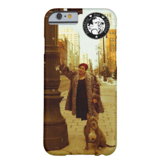 Red Vixen (January) Barely There iPhone 6 Case