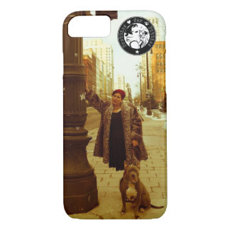 Red Vixen (January) iPhone 8/7 Case