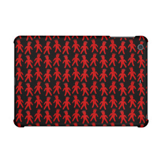 Red Voodoo Dolls iPad Mini Cover