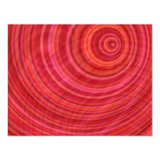 Red vortex card