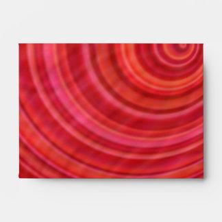 Red vortex envelopes