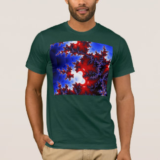 Red vs. Blue T-Shirts
