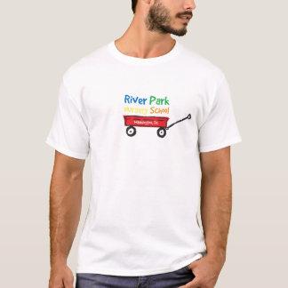 Red Wagon_logo_Final T-Shirt