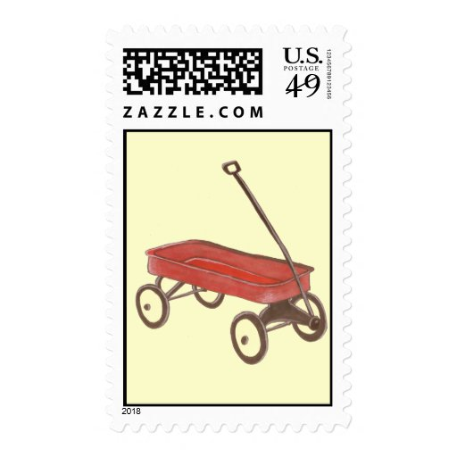 Red Wagon Postage
