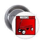 Red Wagons Rock! Pins
