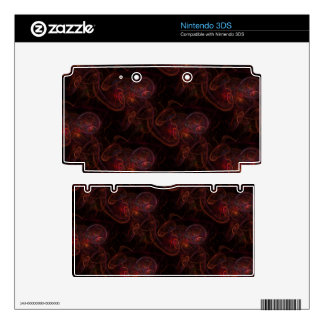 Red Waives Fractal Decals For 3DS