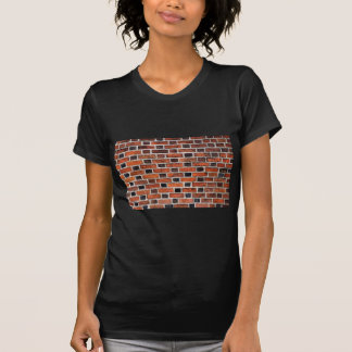 red wall t-shirt