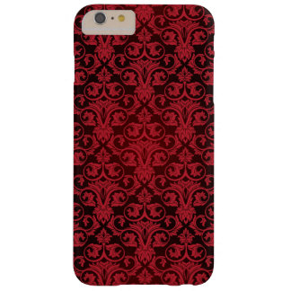 Red wallpaper 2 barely there iPhone 6 plus case