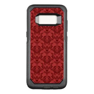 Red Wallpaper OtterBox Commuter Samsung Galaxy S8 Case
