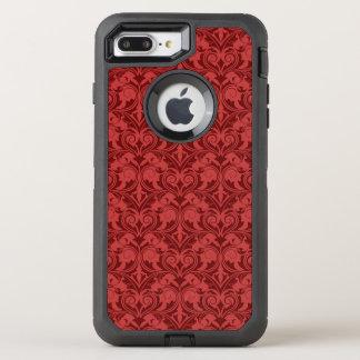 Red Wallpaper OtterBox Defender iPhone 8 Plus/7 Plus Case