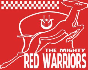 new style 514b1 456b7 Red Warriors T-Shirts - T-Shirt Design & Printing   Zazzle