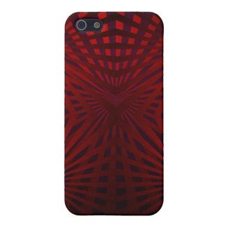 Red Web Case For iPhone SE/5/5s