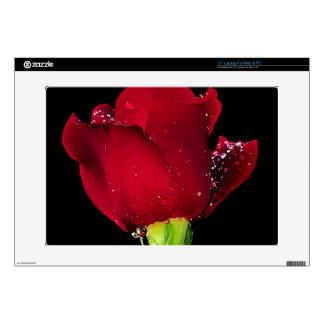 "Red Wedding Rose Skins For 15"" Laptops"