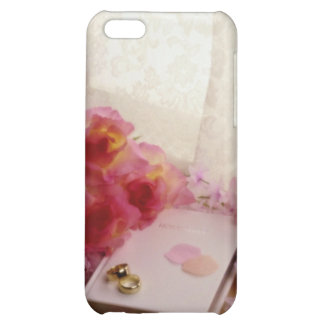 Red Wedding still life flowers iPhone 5C Covers