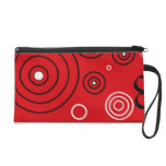 Red Weis black creation, Wristlet