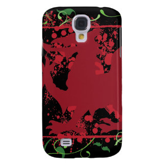 Red Welsh Dragon iPhone 3 Case