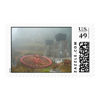 Red Wheel Stamps