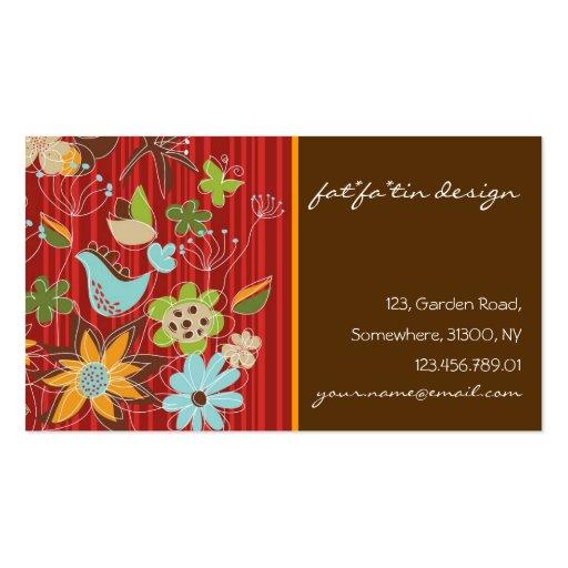 40000 gardening business cards and gardening business for Gardening business cards