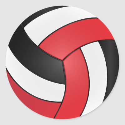 Image result for red volleyball
