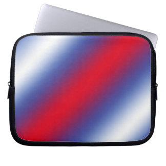 Red, White and Blue Computer Sleeve