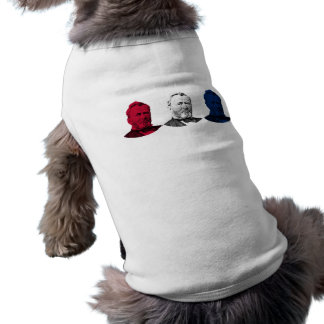 Red, White, and Blue -- Grant Pet Shirt
