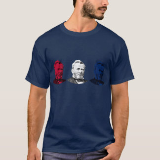 Red, White, and Blue -- Grant T-Shirt