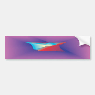 Red White and Blue in Royalty Bumper Stickers