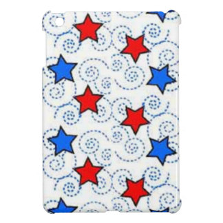 Red White and Blue iPad Mini Covers