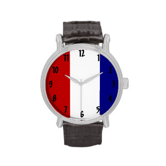 Red White and Blue Patriotic Watches