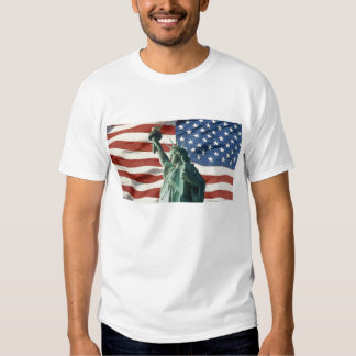 Red, White, and Blue Shirt