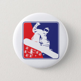 Red-White-and-Blue-Snow-Boa Button