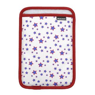 Red, White, and Blue Stars iPad Mini Sleeve