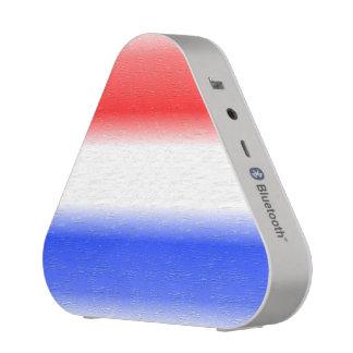 Red White and Blue Stripe Speaker