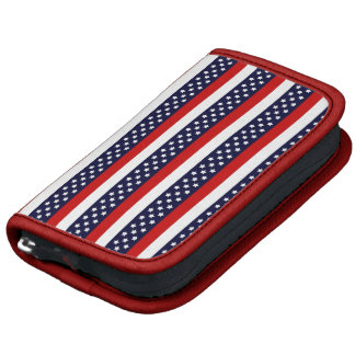 Red, White, And Blue Stripes Organizers