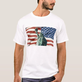 Red, White, and Blue T-Shirt