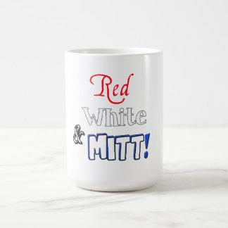 Red, White, and Mitt! Mug