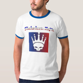 Red, White, and Shakedown-blue T-Shirt