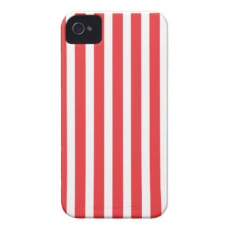 Red White Blackberry Bold Case