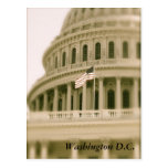 Red, White & Blue and the Capitol Post Cards