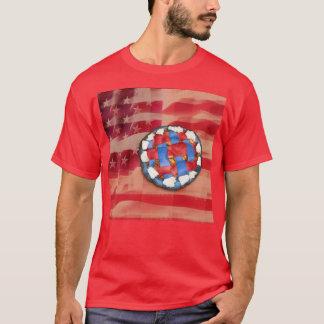 Red, White & Blue Apple Pie T-Shirt