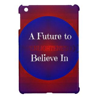 Red White Blue Bernie 'Future To Believe In' iPad Mini Cover