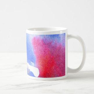 Red White & Blue Coffee Mug