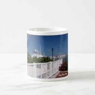 Red, White & Blue Harbor Coffee Mug